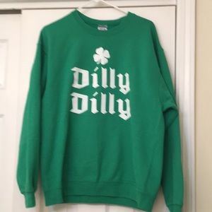 🍀 Dilly Dilly 🍀 Sweatshirt